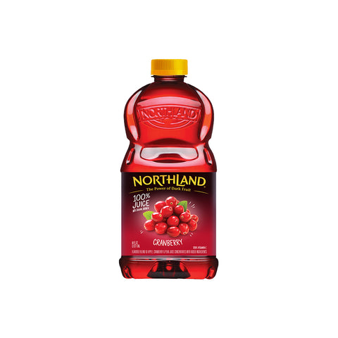 Northland 100% Cranberry Juice 64oz Juices - Drinkka Alcohol Delivery Best Whiskey Wine Gin Beer Vodkas and more for Parties in Makati BGC Fort and Manila | Bevtools Bar and Beverage Tools