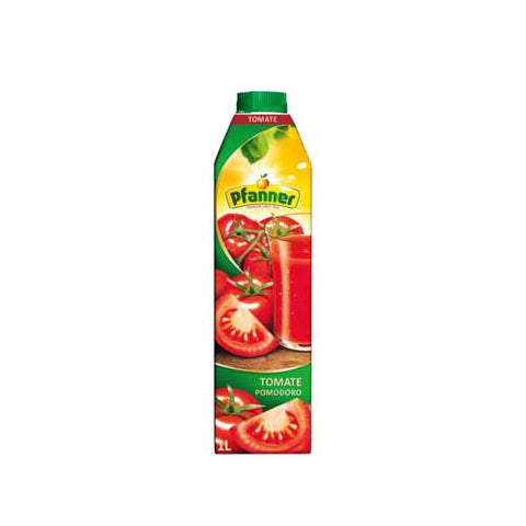 Pfanner Tomato Fruit Juice - 1000ml Juices - Drinkka Alcohol Delivery Best Whiskey Wine Gin Beer Vodkas and more for Parties in Makati BGC Fort and Manila | Bevtools Bar and Beverage Tools