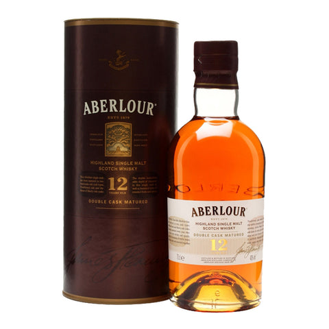 Aberlour 12 Years Double Cask Matured Speyside Single Malt Whisky - 700ml Whiskey - Drinkka Alcohol Delivery Best Whiskey Wine Gin Beer Vodkas and more for Parties in Makati BGC Fort and Manila | Bevtools Bar and Beverage Tools