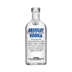 Absolut Blue - 750ml - Bevtools Bar Tools and Alcohol Delivery