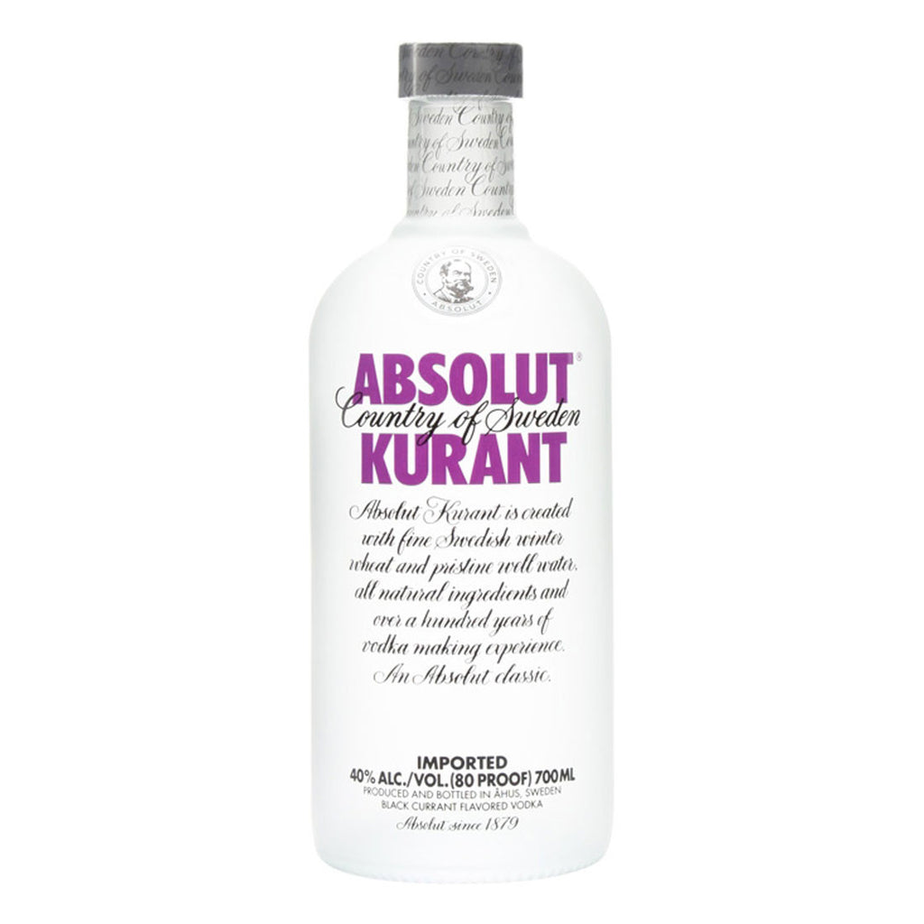 Absolut Kurant - 750ml - Bevtools Bar Tools and Alcohol Delivery