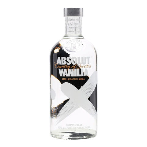 Absolut Vanilla - 750ml - Bevtools Bar Tools and Alcohol Delivery