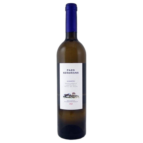 Albarino Pazo Senorans 2013 - 750ml White Wine - Drinkka Alcohol Delivery Best Whiskey Wine Gin Beer Vodkas and more for Parties in Makati BGC Fort and Manila | Bevtools Bar and Beverage Tools