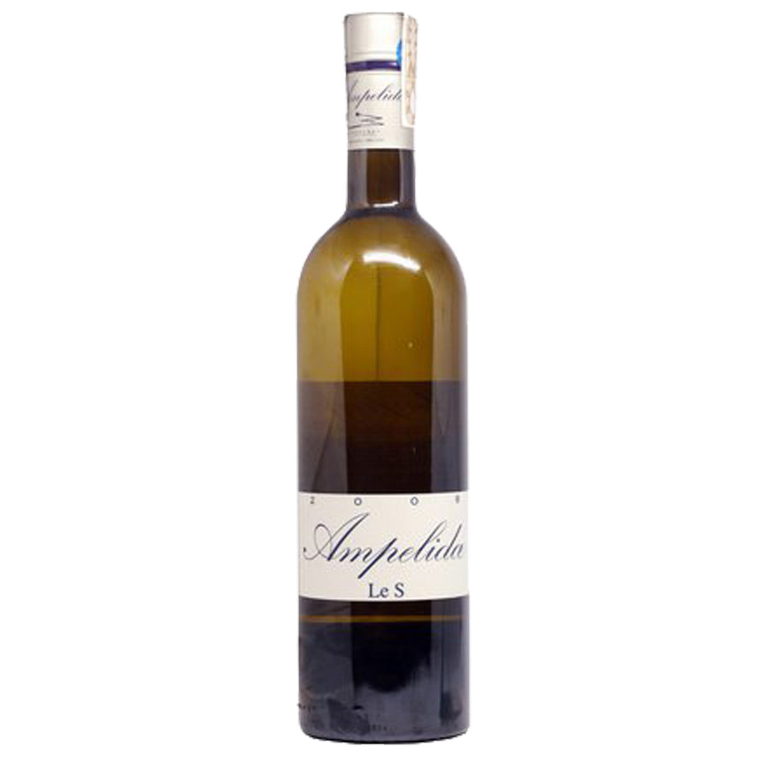 Ampelidae Le S Sauvignon 2008 - 750ml White Wine - Drinkka Alcohol Delivery Best Whiskey Wine Gin Beer Vodkas and more for Parties in Makati BGC Fort and Manila | Bevtools Bar and Beverage Tools