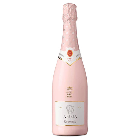 Anna Codorniu Rose NV - 750ml Rose Wine - Drinkka Alcohol Delivery Best Whiskey Wine Gin Beer Vodkas and more for Parties in Makati BGC Fort and Manila | Bevtools Bar and Beverage Tools
