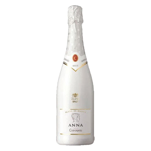 Anna de Codorniu Blanc de Blancs NV - 750ml White Wine - Drinkka Alcohol Delivery Best Whiskey Wine Gin Beer Vodkas and more for Parties in Makati BGC Fort and Manila | Bevtools Bar and Beverage Tools