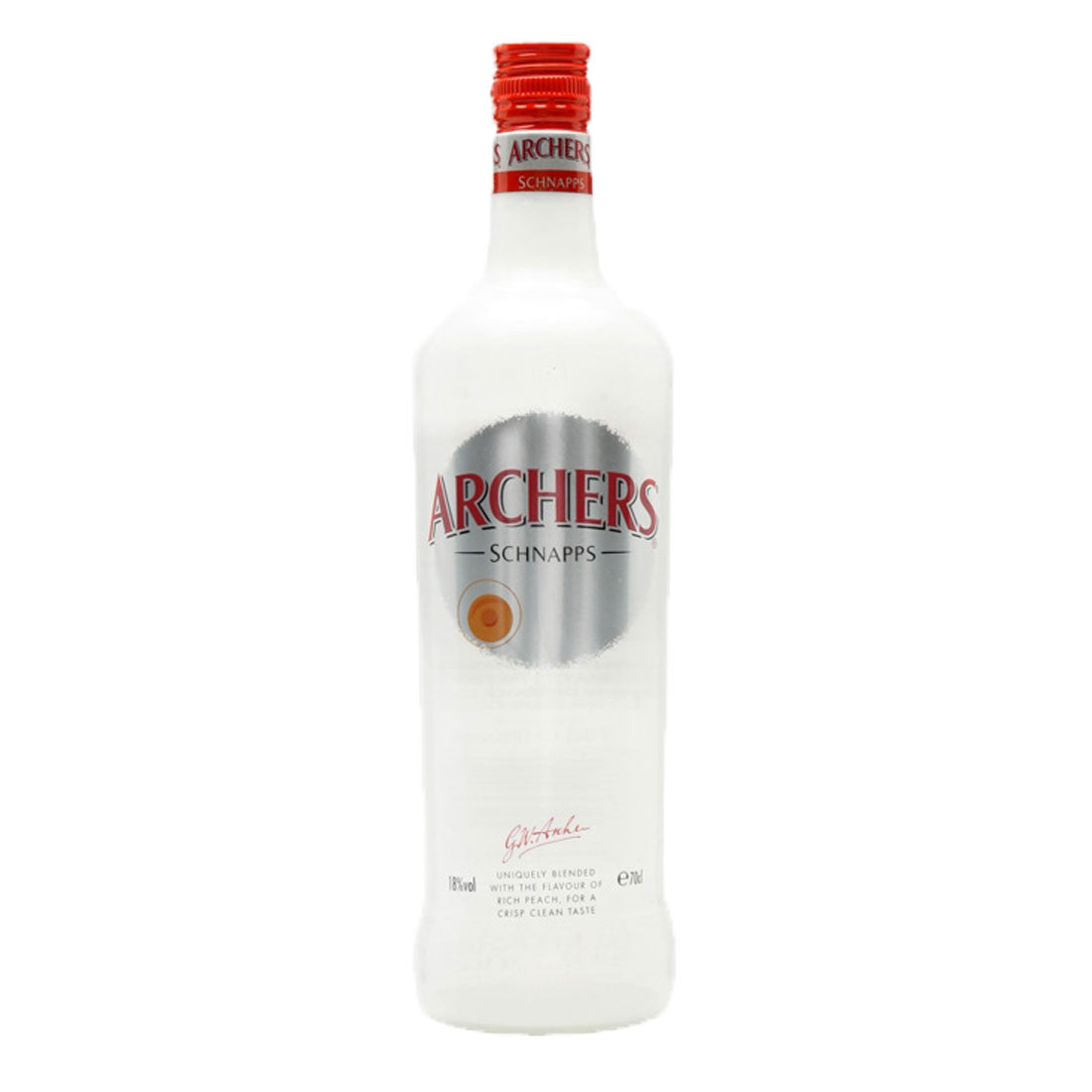 Archer's Peachschnapps - 750ml - Bevtools Bar Tools and Alcohol Delivery