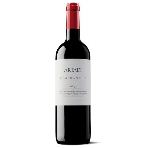 Artadi Tempranillo 2014 - 750ml Red Wine - Drinkka Alcohol Delivery Best Whiskey Wine Gin Beer Vodkas and more for Parties in Makati BGC Fort and Manila | Bevtools Bar and Beverage Tools