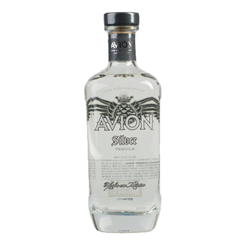 Avion Silver Tequila - 750ml Tequila Blanco - Drinkka Alcohol Delivery Best Whiskey Wine Gin Beer Vodkas and more for Parties in Makati BGC Fort and Manila | Bevtools Bar and Beverage Tools