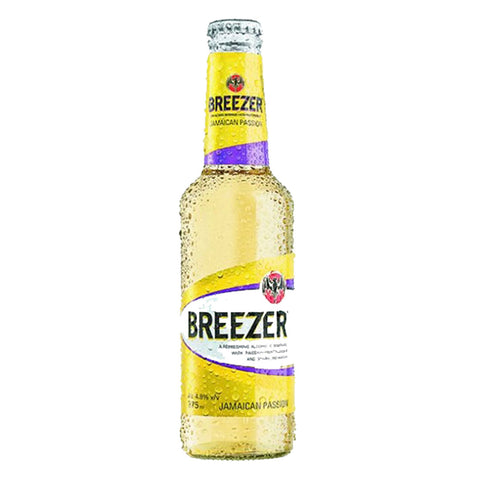 Bacardi Breezer Passion Fruit Mixer - 275ml Other Beverages - Drinkka Alcohol Delivery Best Whiskey Wine Gin Beer Vodkas and more for Parties in Makati BGC Fort and Manila | Bevtools Bar and Beverage Tools