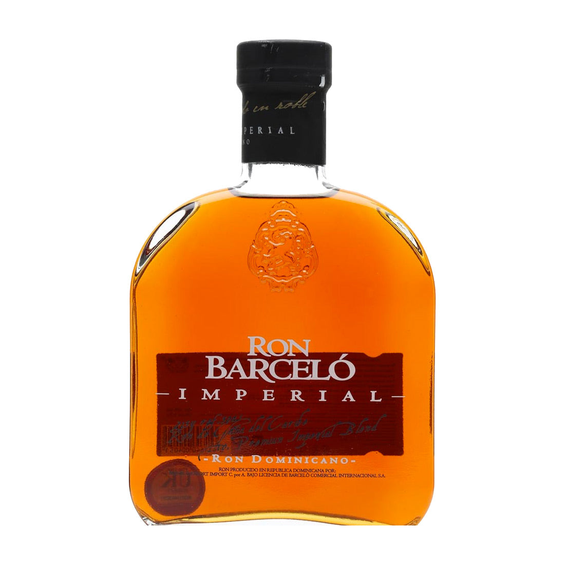 Ron Barcelo Imperial Aged Rum - 700ml Rum - Drinkka Alcohol Delivery Best Whiskey Wine Gin Beer Vodkas and more for Parties in Makati BGC Fort and Manila | Bevtools Bar and Beverage Tools