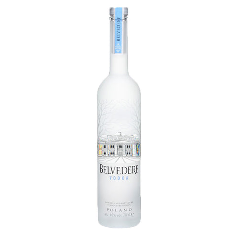 Belvedere Premium Vodka - 700ml - Bevtools Bar Tools and Alcohol Delivery