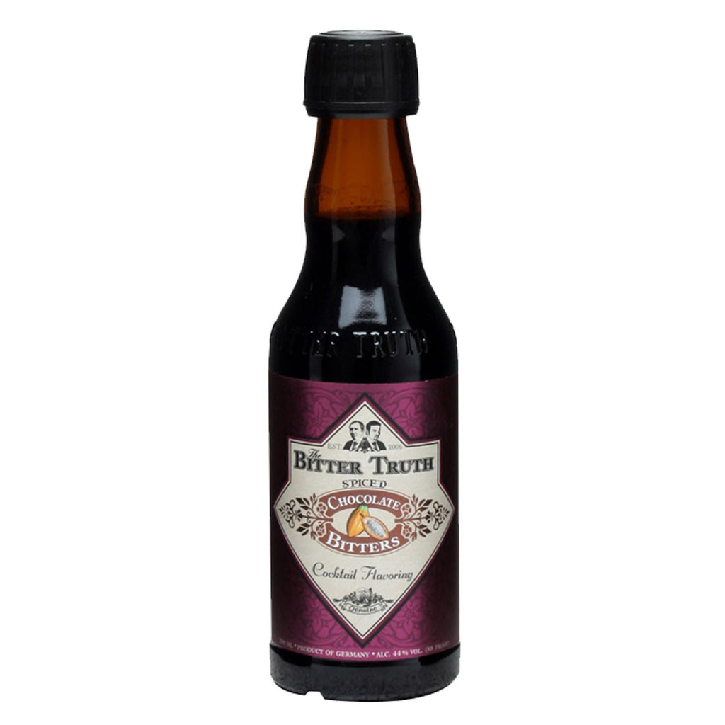 Bitter Truth Chocolate Bitters - 200ml - Bevtools Bar Tools and Alcohol Delivery