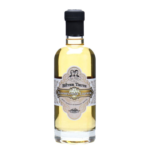 Bitter Truth Elderflower Liqueur - 500ml - Bevtools Bar Tools and Alcohol Delivery