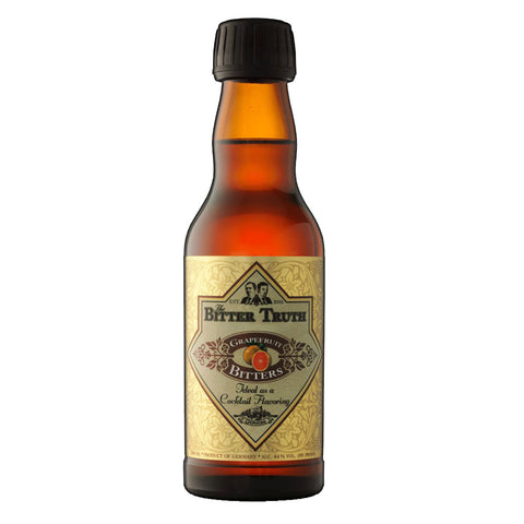Bitter Truth Grapefruit Bitters - 200ml - Bevtools Bar Tools and Alcohol Delivery