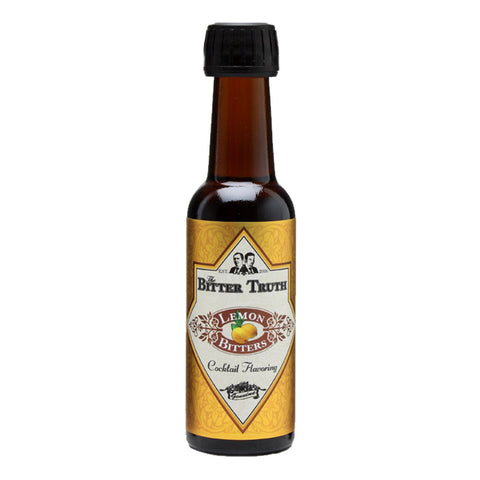 Bitter Truth Lemon Bitters - 200ml - Bevtools Bar Tools and Alcohol Delivery