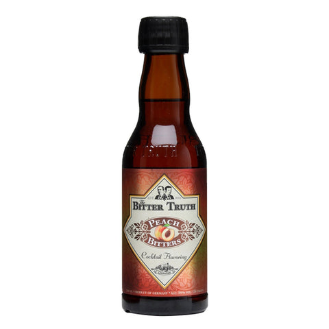 Bitter Truth Peach Bitters - 200ml - Bevtools Bar Tools and Alcohol Delivery