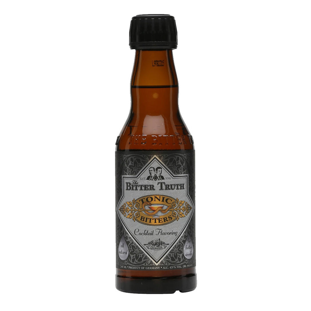 Bitter Truth Tonic Bitters - 200ml - Bevtools Bar Tools and Alcohol Delivery