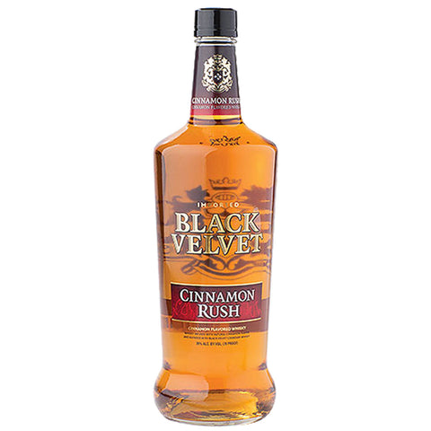 Black Velvet Cinnamon Rush  Canadian Whisky - 1000ml Whiskey - Drinkka Alcohol Delivery Best Whiskey Wine Gin Beer Vodkas and more for Parties in Makati BGC Fort and Manila | Bevtools Bar and Beverage Tools