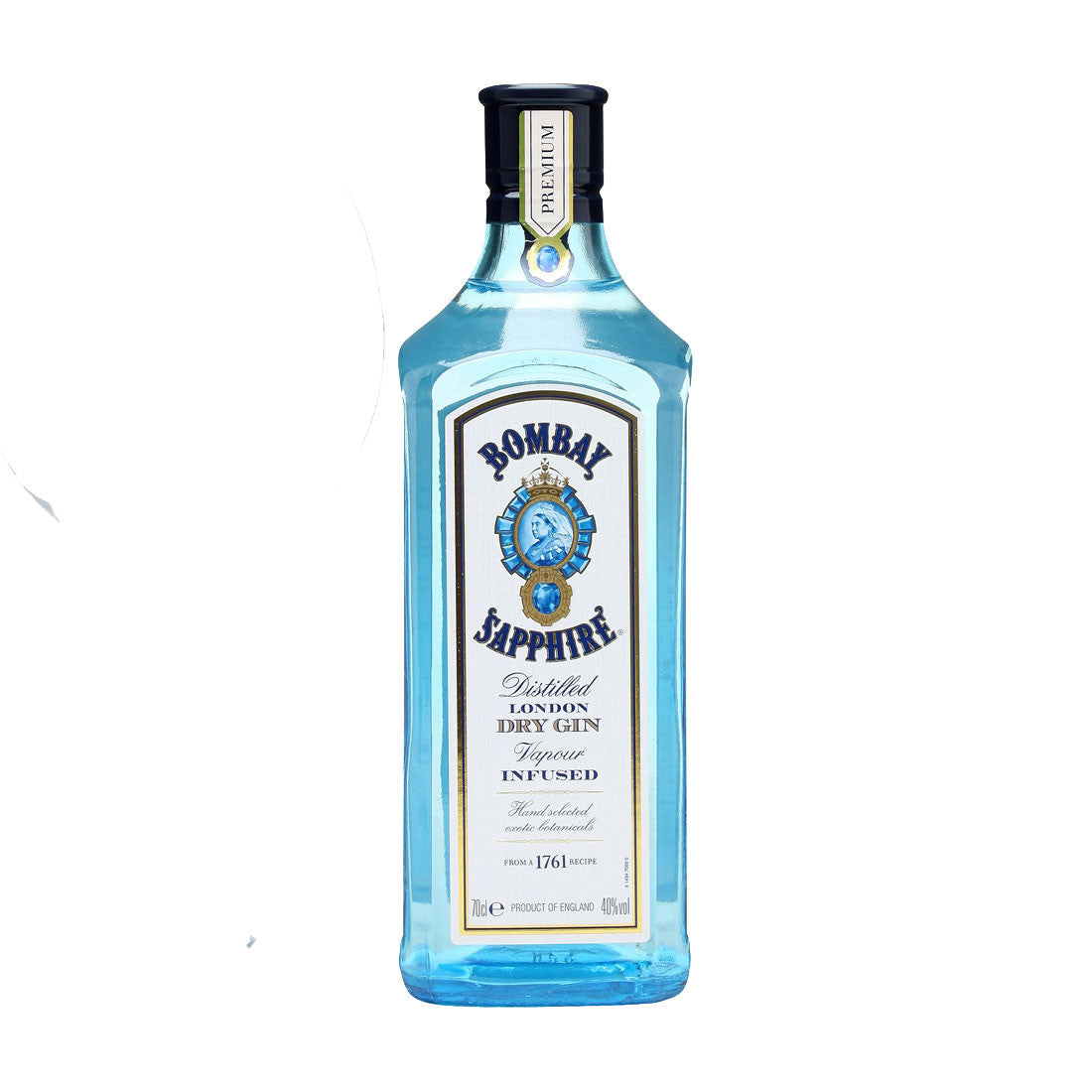 Bombay Sapphire Gin - 750ml - Bevtools Bar Tools and Alcohol Delivery