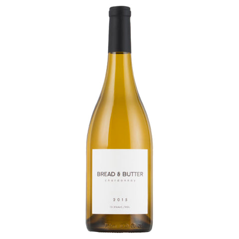 Bread & Butter Chardonnay 2015 - 750ml White Wine - Drinkka Alcohol Delivery Best Whiskey Wine Gin Beer Vodkas and more for Parties in Makati BGC Fort and Manila | Bevtools Bar and Beverage Tools