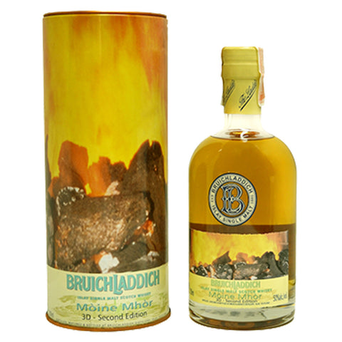 Bruichladdich 30 Islay Single Malt Scotch Whisky 2nd Edition Moine Mhor - 700ml Whiskey - Drinkka Alcohol Delivery Best Whiskey Wine Gin Beer Vodkas and more for Parties in Makati BGC Fort and Manila | Bevtools Bar and Beverage Tools