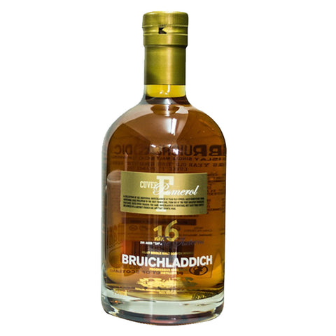 Bruichladdich 16 Years Old Cuvee Islay Single Malt Scotch Whisky - 700ml Whiskey - Drinkka Alcohol Delivery Best Whiskey Wine Gin Beer Vodkas and more for Parties in Makati BGC Fort and Manila | Bevtools Bar and Beverage Tools