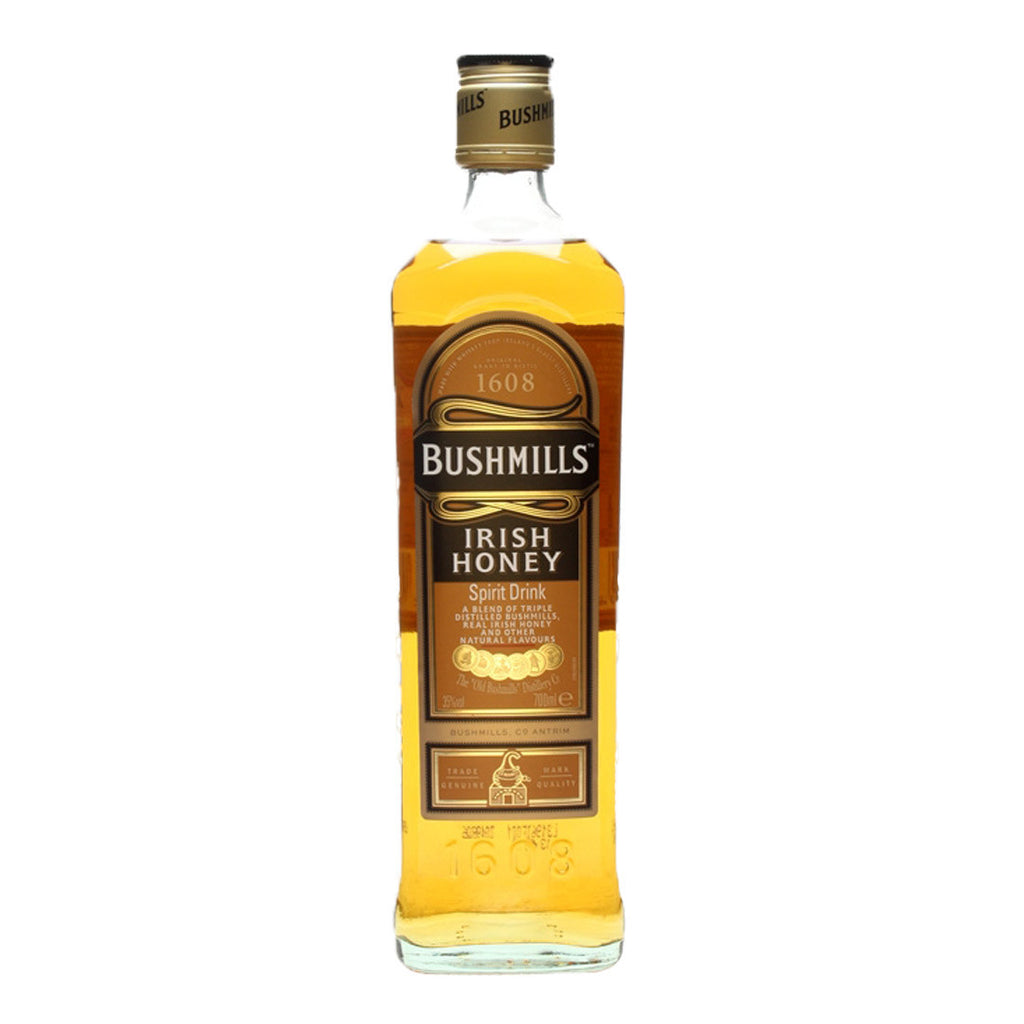 Bushmills Honey - 700ml - Bevtools Bar Tools and Alcohol Delivery