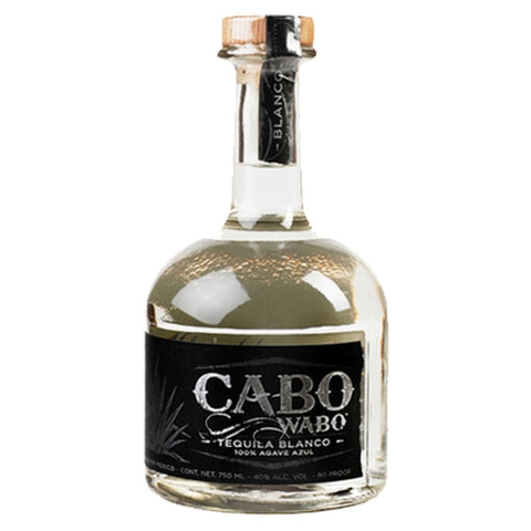 Cabo Wabo Blanco Tequila - 750ml Tequila - Bevtools Bar and Beverage Tools | Alcohol and Liquor Delivery Makati, Metro Manila, Philippines