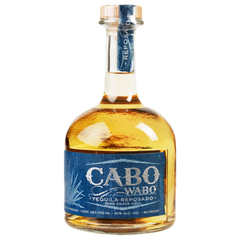 Cabo Wabo Reposado Tequila - 750ml Tequila Reposado - Drinkka Alcohol Delivery Best Whiskey Wine Gin Beer Vodkas and more for Parties in Makati BGC Fort and Manila | Bevtools Bar and Beverage Tools