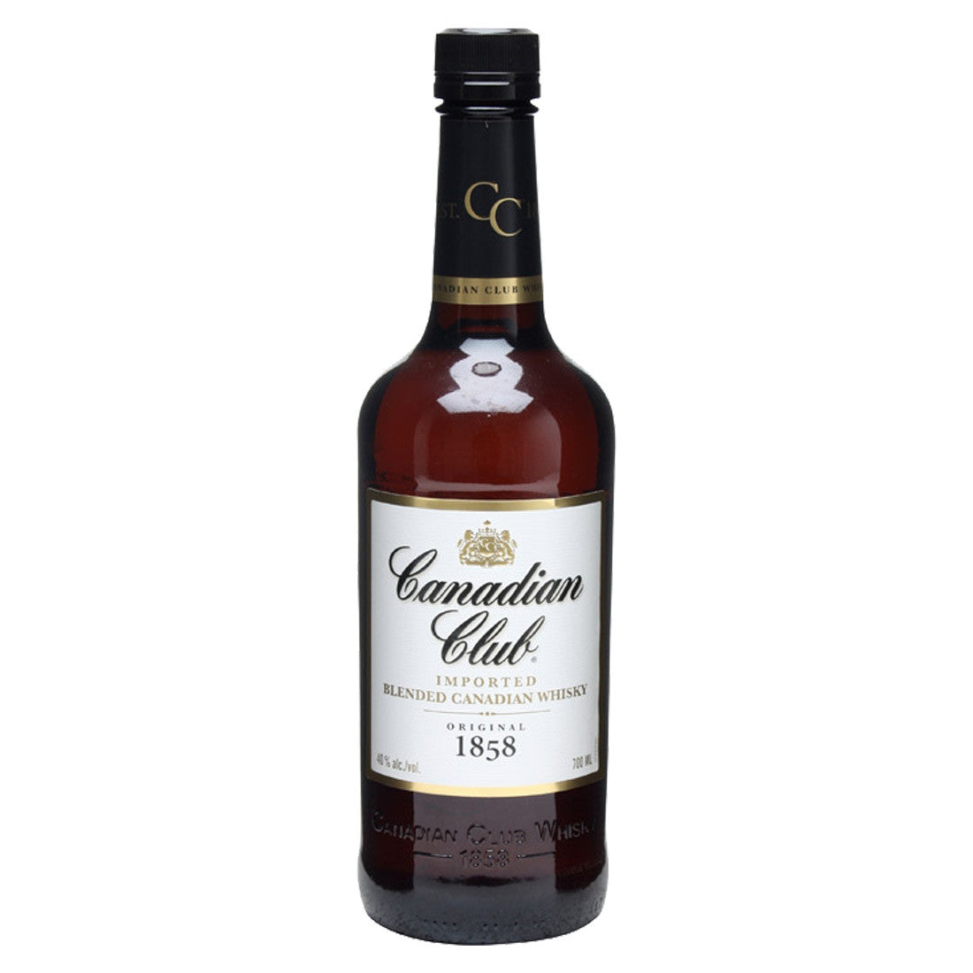 Canadian Club Canadian Whiskey - 750ml Whiskey - Drinkka Alcohol Delivery Best Whiskey Wine Gin Beer Vodkas and more for Parties in Makati BGC Fort and Manila | Bevtools Bar and Beverage Tools