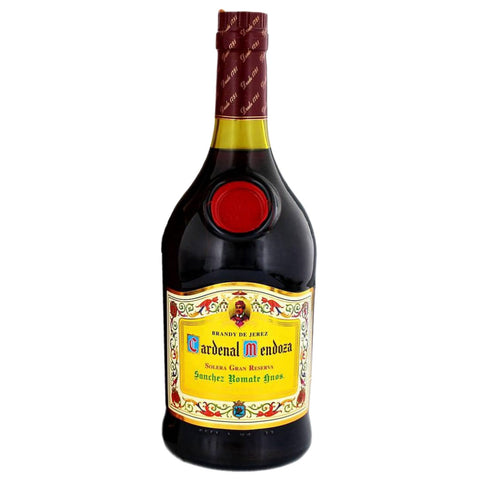 Cardenal Mendoza Solera Gran Reserva Brandy De Jerez - 750ml Cognac & Brandy - Drinkka Alcohol Delivery Best Whiskey Wine Gin Beer Vodkas and more for Parties in Makati BGC Fort and Manila | Bevtools Bar and Beverage Tools