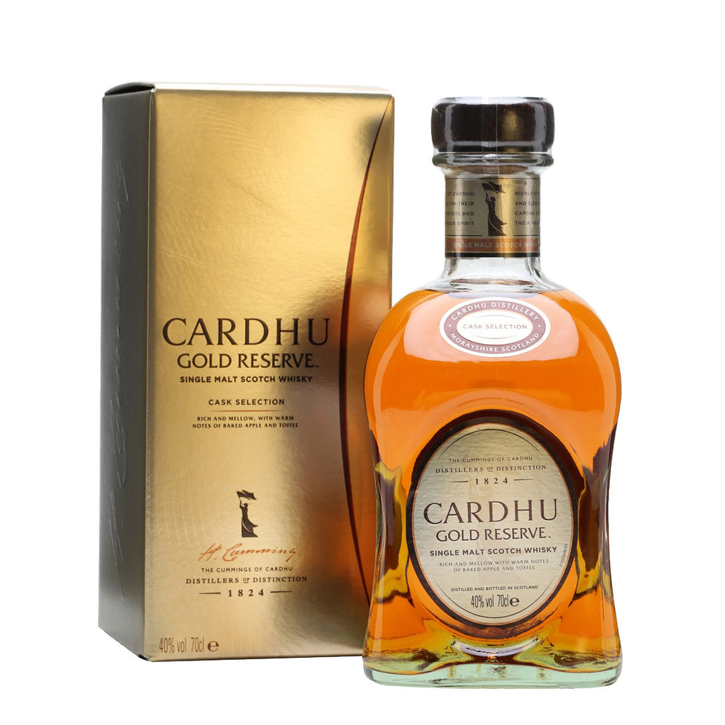 Cardhu Gold Reserve Speyside Single Malt Whisky - 700ml Whiskey - Drinkka Alcohol Delivery Best Whiskey Wine Gin Beer Vodkas and more for Parties in Makati BGC Fort and Manila | Bevtools Bar and Beverage Tools