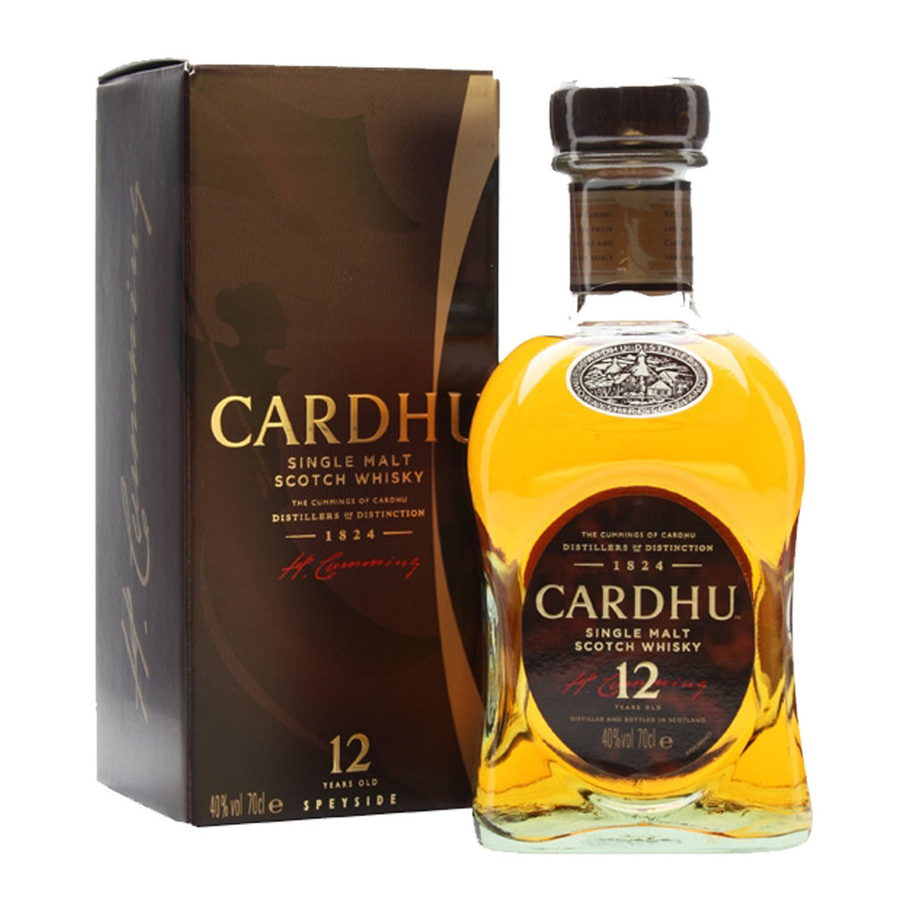 Cardhu 12 Years Speyside Single Malt Whisky - 700ml Whiskey - Drinkka Alcohol Delivery Best Whiskey Wine Gin Beer Vodkas and more for Parties in Makati BGC Fort and Manila | Bevtools Bar and Beverage Tools