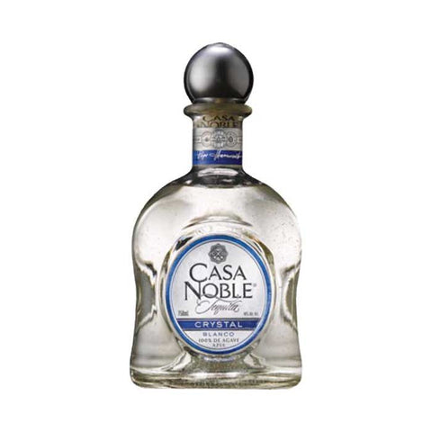 Casa Noble Crystal Premium Tequila - 750ml Tequila - Drinkka Alcohol Delivery Best Whiskey Wine Gin Beer Vodkas and more for Parties in Makati BGC Fort and Manila | Bevtools Bar and Beverage Tools