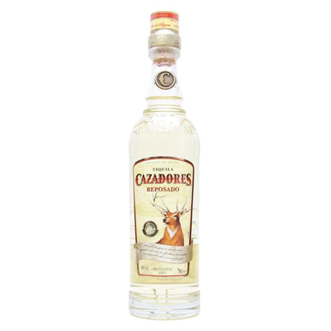 Cazadores Reposado - 750ml - Bevtools Bar Tools and Alcohol Delivery
