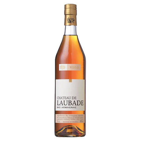 Chateau de Laubade Bas Armagnac VSOP - 700ml Cognac & Brandy - Drinkka Alcohol Delivery Best Whiskey Wine Gin Beer Vodkas and more for Parties in Makati BGC Fort and Manila | Bevtools Bar and Beverage Tools