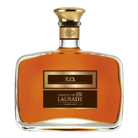 Chateau de Laubade Bas Armagnac Carafe Diamant XO ET 40D - 750ml Cognac & Brandy - Drinkka Alcohol Delivery Best Whiskey Wine Gin Beer Vodkas and more for Parties in Makati BGC Fort and Manila | Bevtools Bar and Beverage Tools