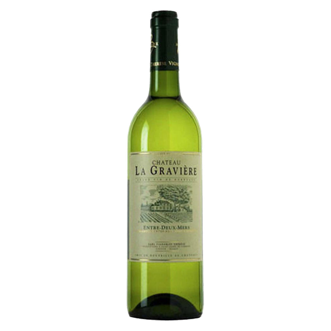 Chateau La Graviere Blanc 2016 - 750ml White Wine - Drinkka Alcohol Delivery Best Whiskey Wine Gin Beer Vodkas and more for Parties in Makati BGC Fort and Manila | Bevtools Bar and Beverage Tools