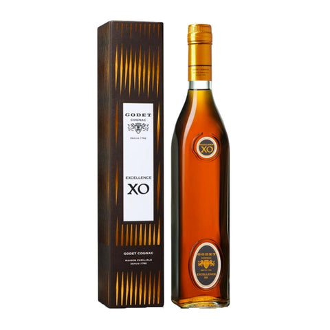 Cognac Godet XO Excellence - 700ml Cognac & Brandy - Drinkka Alcohol Delivery Best Whiskey Wine Gin Beer Vodkas and more for Parties in Makati BGC Fort and Manila | Bevtools Bar and Beverage Tools