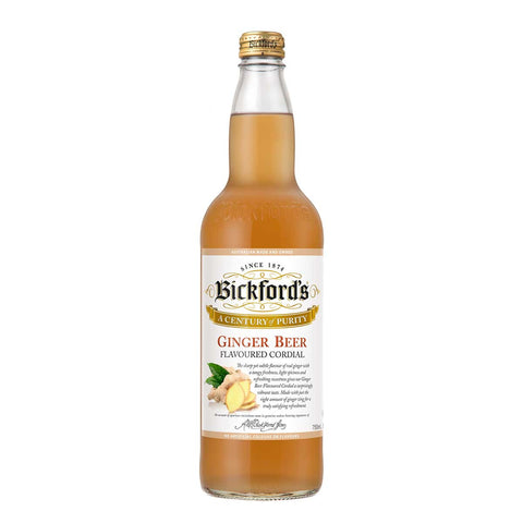 Bickford's Ginger Beer Cordial - 750ml Cordial - Drinkka Alcohol Delivery Best Whiskey Wine Gin Beer Vodkas and more for Parties in Makati BGC Fort and Manila | Bevtools Bar and Beverage Tools