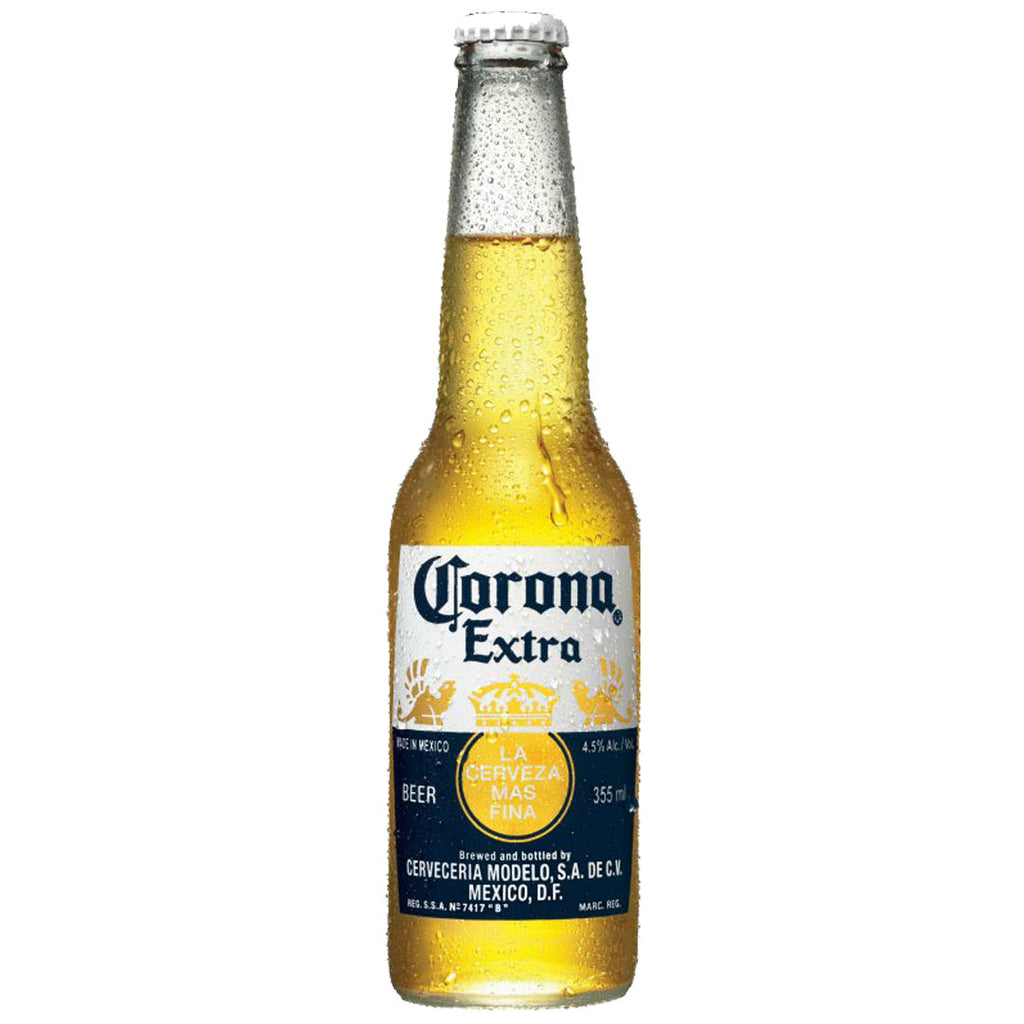 Corona Extra Mexican Beer - 355ml Imported Beer - Drinkka Alcohol Delivery Best Whiskey Wine Gin Beer Vodkas and more for Parties in Makati BGC Fort and Manila | Bevtools Bar and Beverage Tools