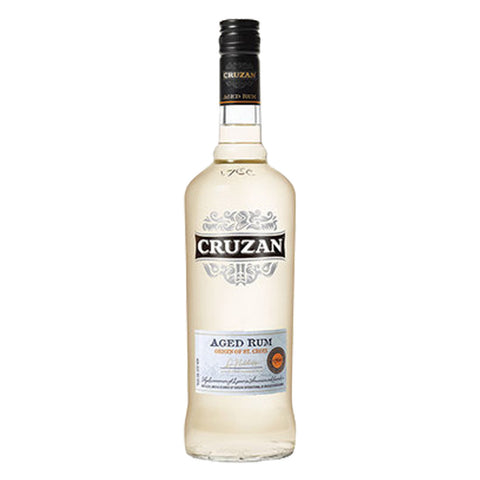 Cruzan Light Rum - 750ml Rum - Drinkka Alcohol Delivery Best Whiskey Wine Gin Beer Vodkas and more for Parties in Makati BGC Fort and Manila | Bevtools Bar and Beverage Tools