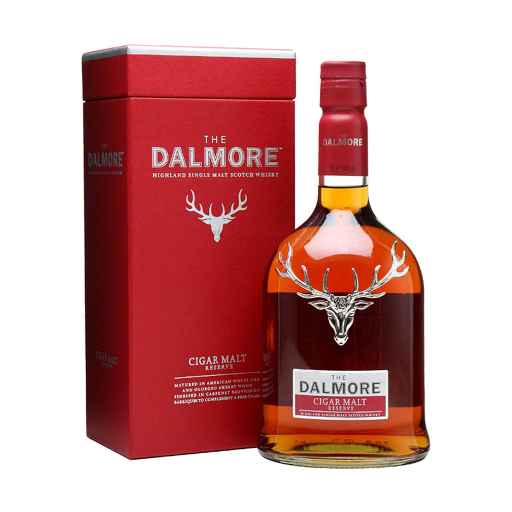 Dalmore Cigar Highland Single Malt Scotch Whisky - 700ml Whiskey - Drinkka Alcohol Delivery Best Whiskey Gin Beer Vodkas and more in Makati and Manila | Bevtools Bar and Beverage Tools