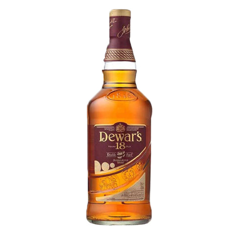 Dewar's 18 Years - 750ml - Bevtools Bar Tools and Alcohol Delivery