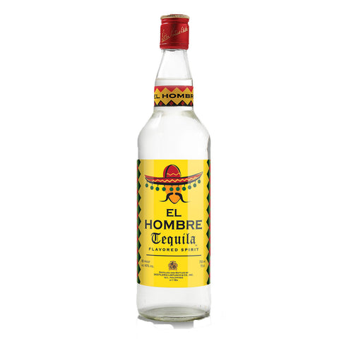 El Hombre White Tequila  - 750ml - Bevtools Bar Tools and Alcohol Delivery