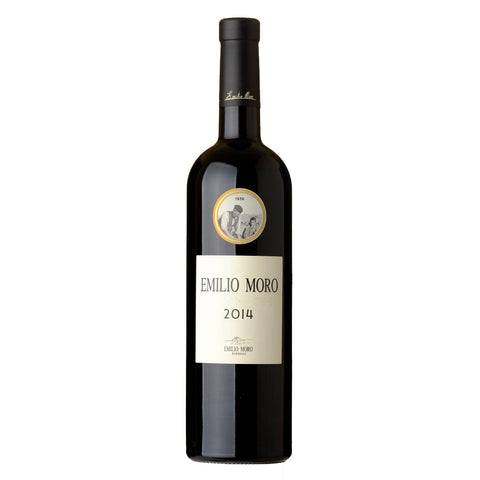 Emilio Moro 2014 - 750ml Red Wine - Drinkka Alcohol Delivery Best Whiskey Wine Gin Beer Vodkas and more for Parties in Makati BGC Fort and Manila | Bevtools Bar and Beverage Tools