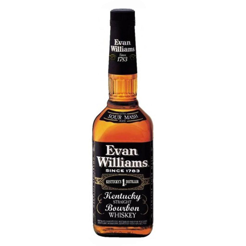 Evan Williams - 750ml - Bevtools Bar Tools and Alcohol Delivery