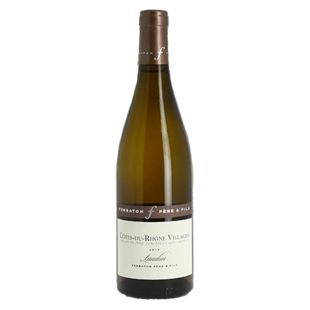 Ferraton Cote du Rhone Village Laudun 2013 - 750ml White Wine - Drinkka Alcohol Delivery Best Whiskey Wine Gin Beer Vodkas and more for Parties in Makati BGC Fort and Manila | Bevtools Bar and Beverage Tools