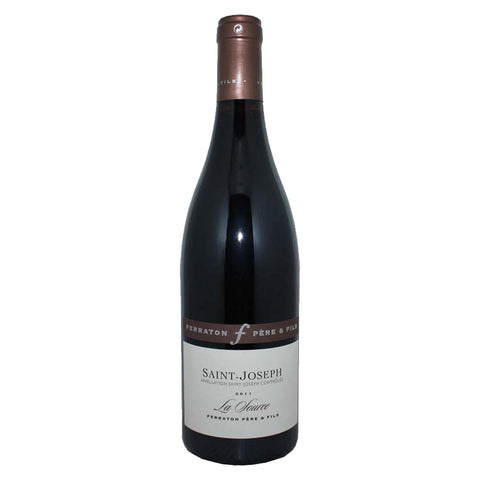 Ferraton Saint Joseph La Source 2011 - 750ml Red Wine - Drinkka Alcohol Delivery Best Whiskey Wine Gin Beer Vodkas and more for Parties in Makati BGC Fort and Manila | Bevtools Bar and Beverage Tools